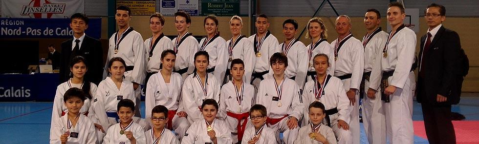 club taekwondo neuville en ferrain