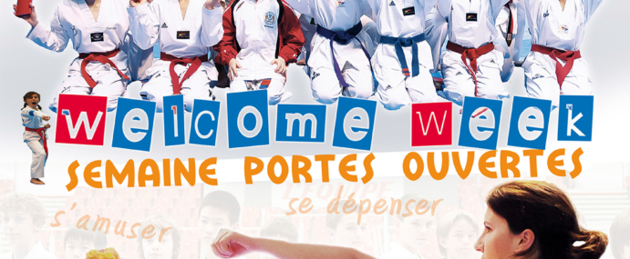 WELCOME WEEK – portes ouvertes