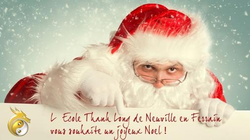 L'ensemble des écoles Thanh-Long, vous souhaite un joyeux Noël :
